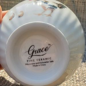 Grace Holiday - Grace ceramic bowl